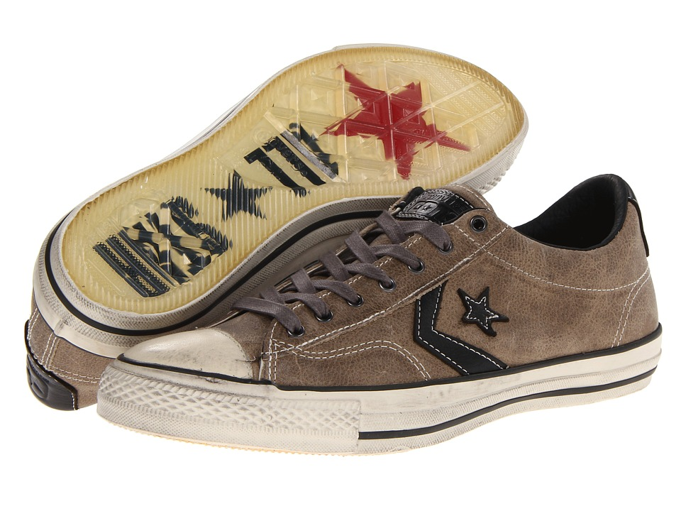 Converse by John Varvatos Star Player EV Turtledove/Black Shoes