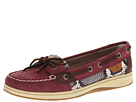 Sperry Top-Sider - Angelfish (Wine/Python) - Footwear