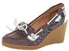 Sperry Top-Sider - Goldfish (Graphite/Sequin Wool) - Footwear
