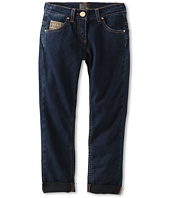 Fendi Kids - Slim Denim Jean (Big Kids)