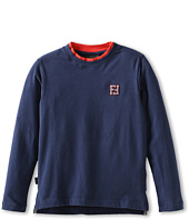 Fendi Kids - L/S T-Shirt (Big Kids)
