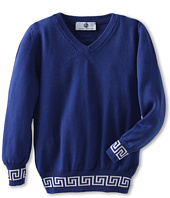 Versace Kids - Boy's Sweater w/ Trim (Toddler/Little Kids)