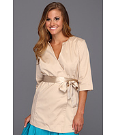 Bri Seeley - Alexa Cotton Wrap Coat