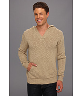 Lucky Brand - Slub Hooded Pullover Sweater
