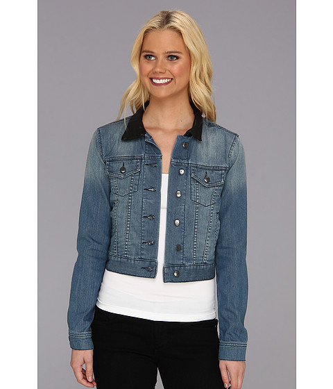 Price drops for Womens Denim Jacket and is now available in $44.99 (reg. $108.00)