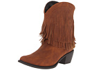 Roper 8 Fringe Boot (Tan)