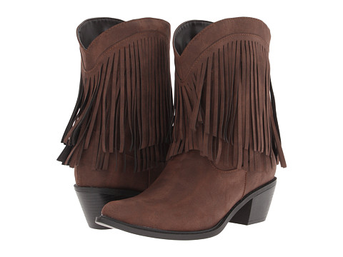 Fringe Boots, Shoes, Girls | Shipped Free at Zappos