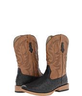 Roper - Ostrich Print Square Toe Cowboy Boot