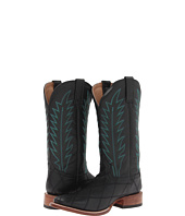 Stetson - Quilted Square Toe Boot