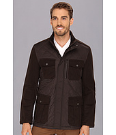 Cole Haan - Quilted Moleskin Jacket