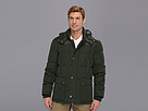 Cole Haan Matte and Shiny Down Jacket w/ Hood