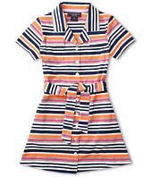 Toobydoo - Girls' Shirt Dress (Toddler/Little Kids/Big Kids)