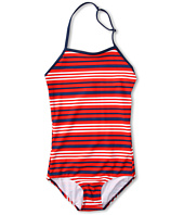 Toobydoo - St Malo Stripe Girls' Swimsuit (Infant/Toddler/Little Kids/Big Kids)