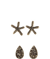 Lucky Brand - Pave Star Fish Stud Set Earring JLRU8441