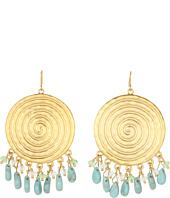 LAUREN Ralph Lauren - Large Multiple Bead Gypsy Earrings