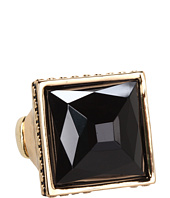GUESS - Large Square Stone Ring