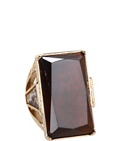 GUESS - Large Rectangular Stone Ring