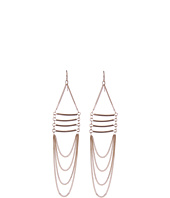 GUESS - Draped Chain Drop Earrings