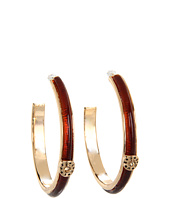 GUESS - Logo Status Hoop Earrings
