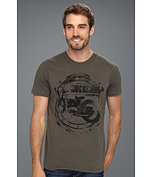 Rock and Roll Cowboy - Mens Moto S/S T-Shirt