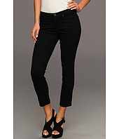 AG Adriano Goldschmied - Stilt Crop Sateen in Super Black