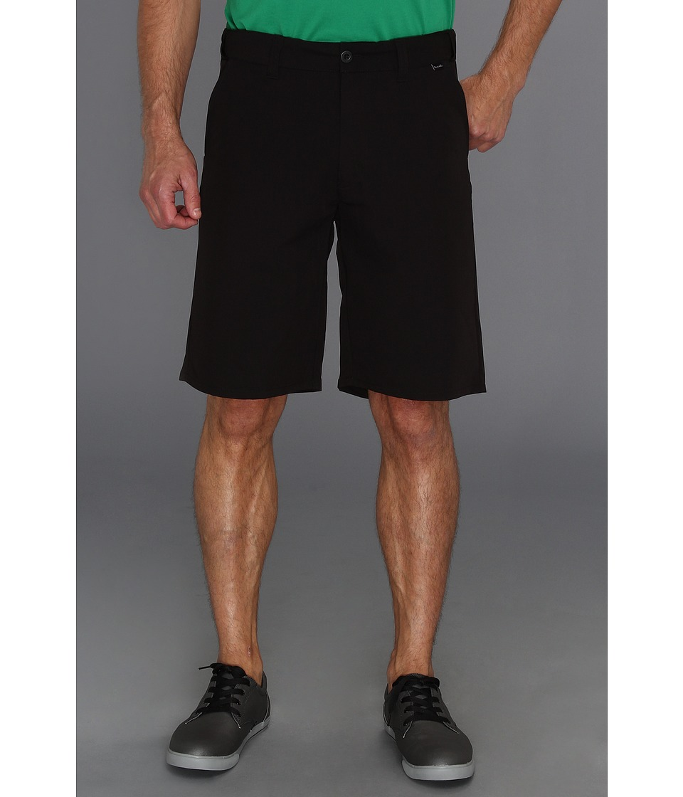 TravisMathew Turn Flex Short Black Mens Shorts