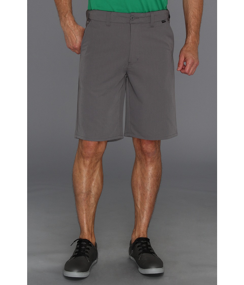 TravisMathew Turn Flex Short Dark Grey Mens Shorts