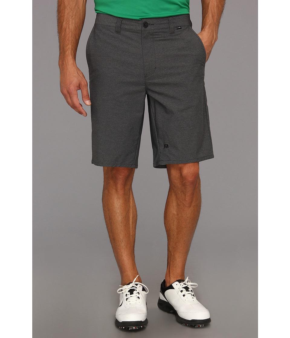 TravisMathew Hefner Short (Dark Grey) Men