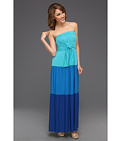 Donna Morgan - Color Block Maxi Dress
