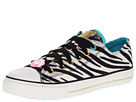 SKECHERS - Gimme Low - Jungle Boogie (Zebra) - Footwear