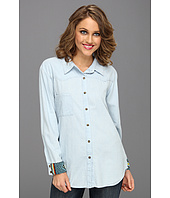Patterson J Kincaid - Bunker Button Top