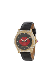 Betsey Johnson - BJ00019-58 Analog 3D Lip Graphic Dial Watch