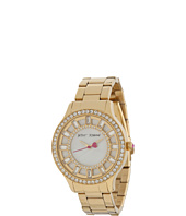 Betsey Johnson - BJ00157-19 Analog Baguette Crystal Dial Watch