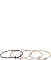 Dee Berkley for The Cool People - Crystal Bangle Set