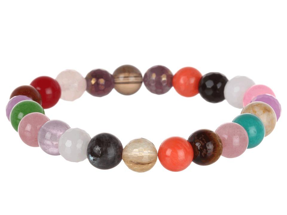 Dee Berkley - Chakra Bracelet (Multi-Color) Bracelet