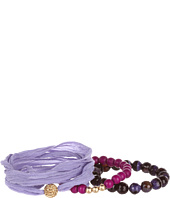 Dee Berkley for The Cool People - Purple Haze Bracelet