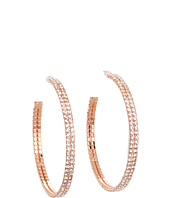 Dee Berkley for The Cool People - Crystal Hoop Earring