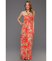 Tommy Bahama - Coral Jungle Long Dress