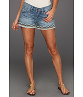 Lucky Brand - Riley Short - Aztec Embroidery