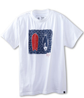 Rip Curl Kids - Gone Fishing Premium Tee (Big Kids)
