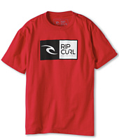 Rip Curl Kids - Two Tone Premium Tee (Big Kids)