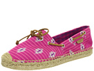 Sperry Top-Sider - Katama (Fuchsia Ikat)