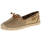 Sperry Top-Sider - Katama (Linen/Metal Canvas) - Footwear