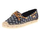 Sperry Top-Sider - Katama (Navy Anchors)