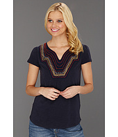 Lucky Brand - Veronica Embellished Top