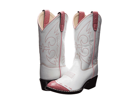 Old West Kids Boots Old West Kids Boots - Fashion Top Western Boot (Toddler/Little Kid)