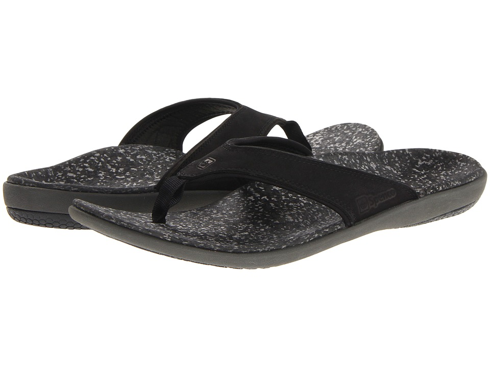 Spenco - Yumi Select Sandal (Black) Men's Sandals