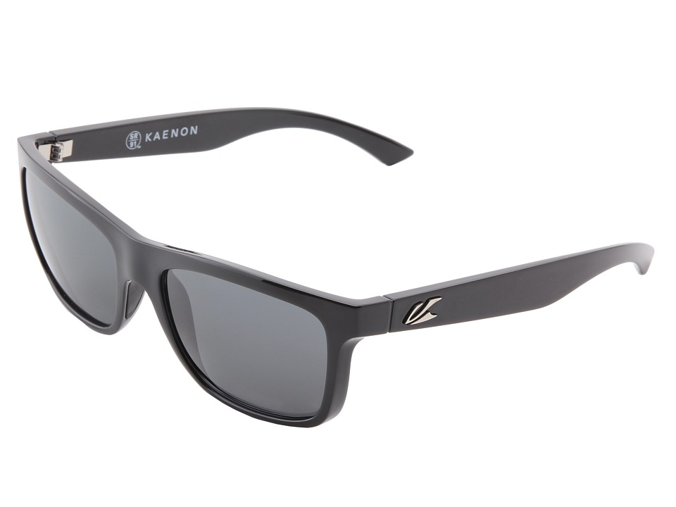 Kaenon - Clarke SR91 (Polarized) (Black G12) Sport Sunglasses