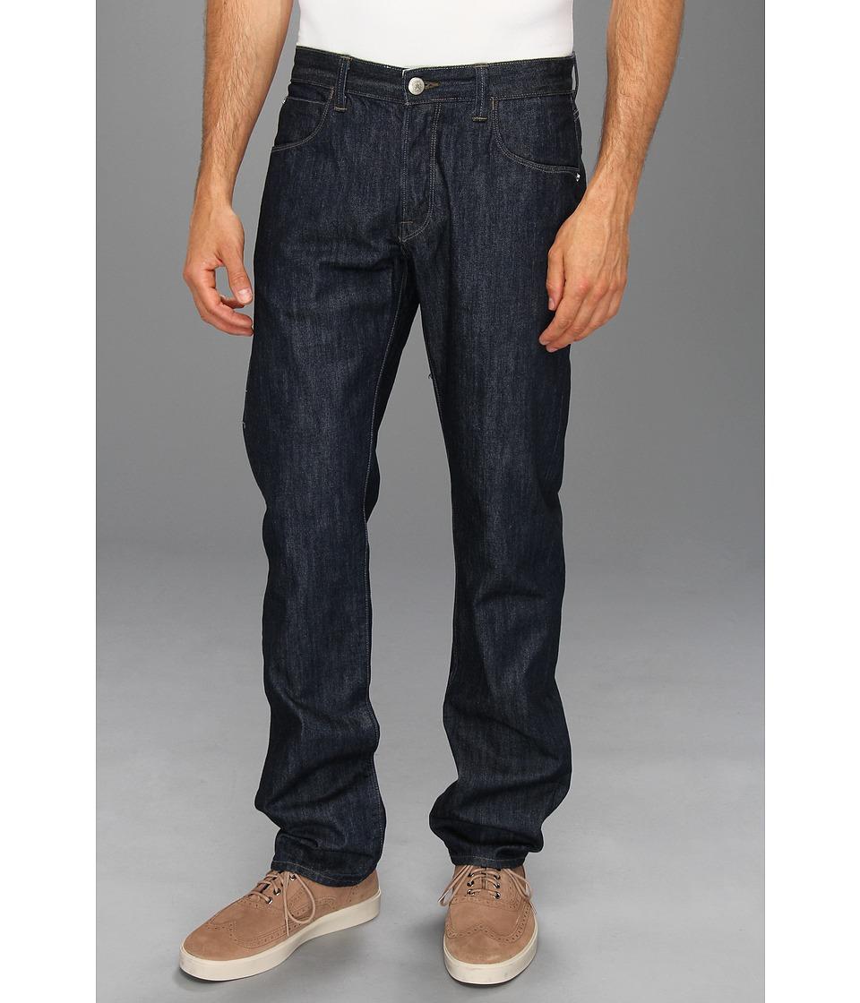 Agave Denim Nihilist Slim Cut in Troubadour Troubadour Flex Mens Jeans