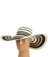 Calvin Klein - Color Block Ribbon Sunhat